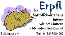 Kartoffelwirtshaus Erpfl, Spitalgasse 4